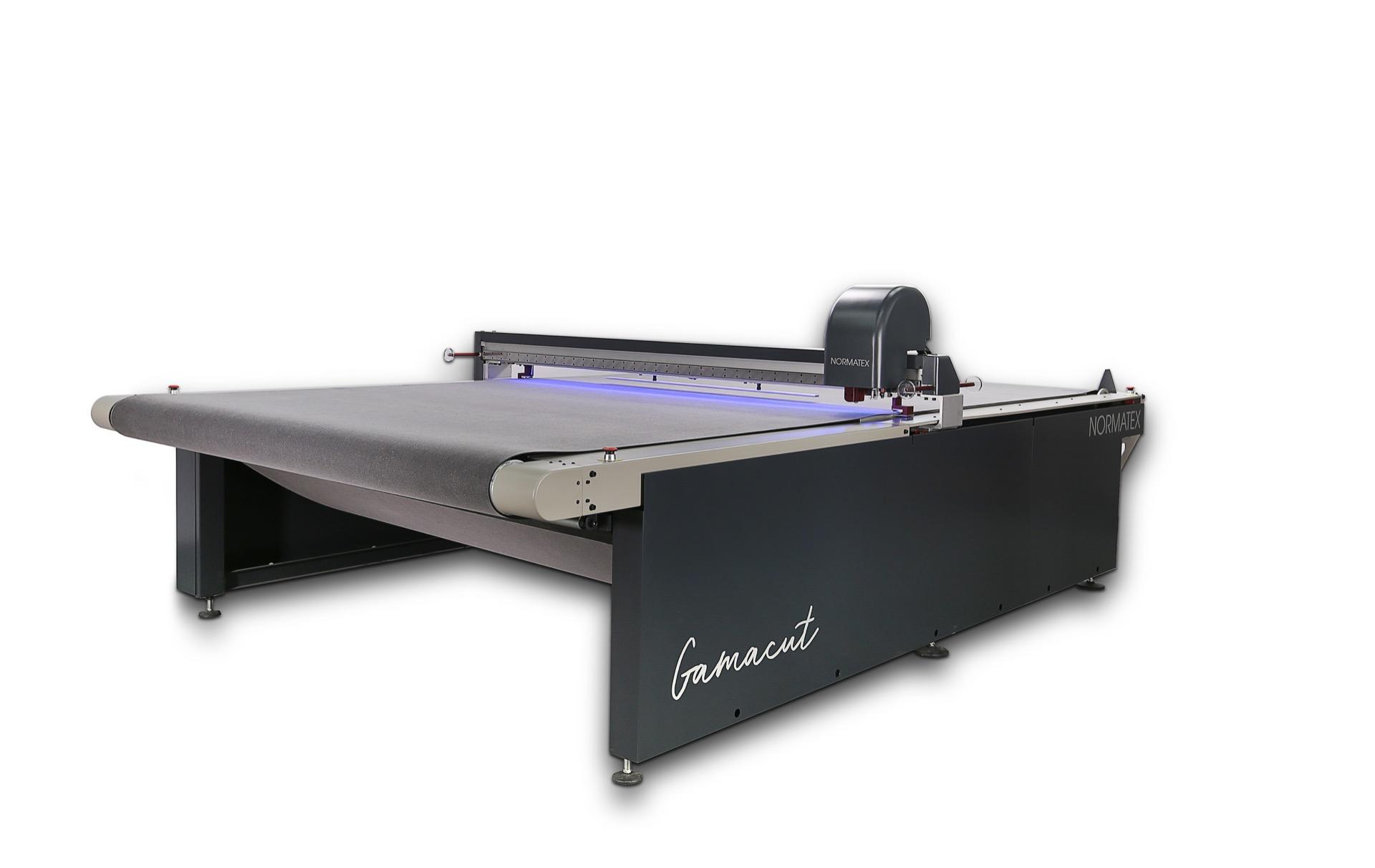 corte automático textil